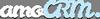 amocrm лого
