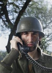 Холодные звонки - солдат