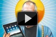 Стив Джобс и реклама (видео)