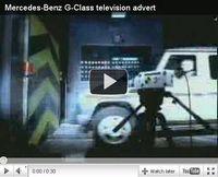 Реклама Мерседес