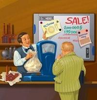 Вопросы как инструмент продавца