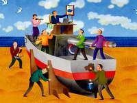 Ремонт бизнеса: как повысить продажи в десять раз