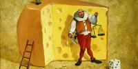 Продавец сыра