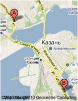 Карты гугла