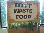 Don't wase food