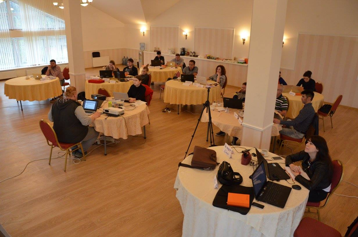 Digital Intensive Workshop