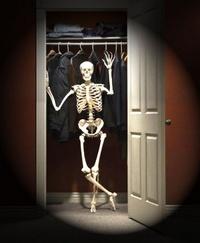"""Наши """"скелеты"""" или Куда уходят силы, время и продажи!"""