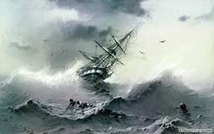 История о капитане корабля и его команде