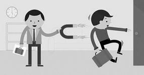 В некоторых ситуациях потенциальный клиент нуждается в товарах и услугах, которые вы не можете им предложить