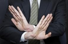 """Железобетонные """"нельзя"""" в работе с клиентом!"""
