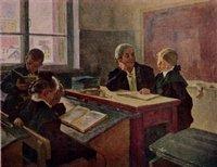 Посвящение учителям