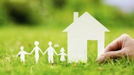 Коттедж для молодой семьи